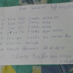Foto de Cris F., Carpinteros baratos en Castellolí